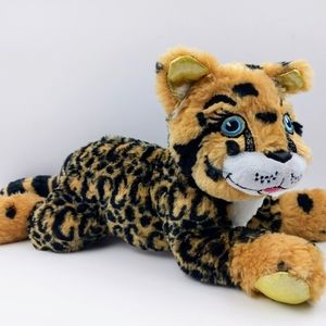 "Girl Scout Cookie Leopard 2019 Reward 14"" Plush"